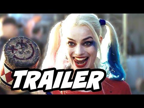 Suicide Squad Trailer 3 Breakdown