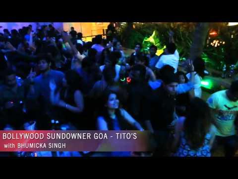 Holi Party - Bollywood Sundowner with Bhumicka Singh - Titos Goa