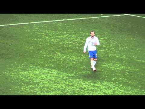 Van der Vaart Free Kick