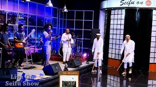 Seifu on EBS: Deme Lula Live Performance