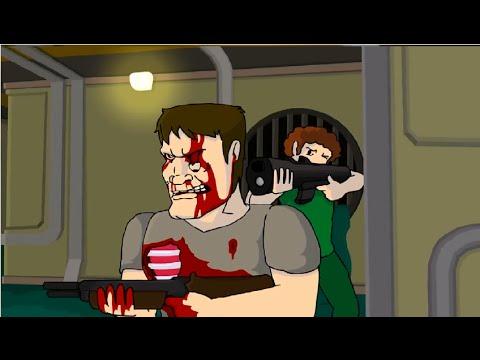 Rage Quit Animated Adventures: DOOM II