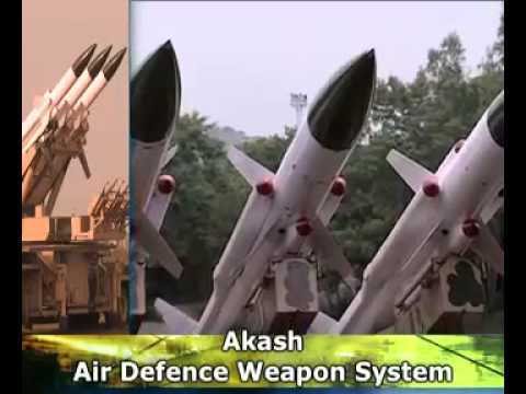 Akash Missile*Akin to 2K12 Kub * SA-6