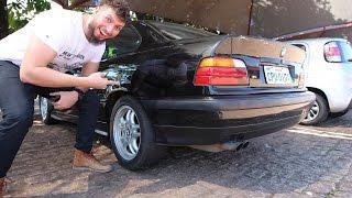 BMW 328i COUPE MANUAL 6C - PARADOS NA ESTRADA (ft. @rafspontes)   VLOG #108