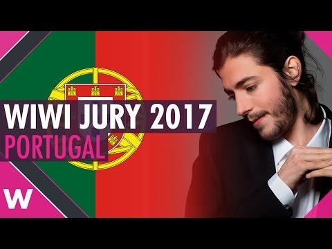 """Eurovision Review 2017: Portugal - Salvador Sobral - """"Amar pelos dois�"""