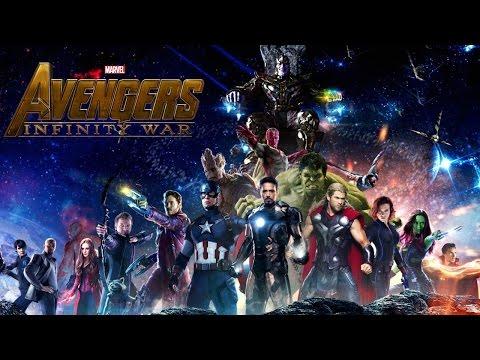 Мстители: Война Бесконечности (2018) Трейлер 2 (ФАН)