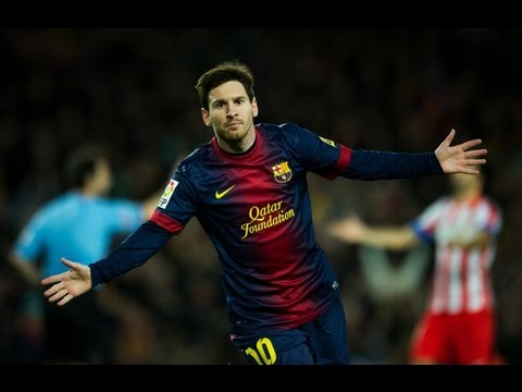 That's Why Lionel Messi Is Better Than Cristiano Ronaldo-HD
