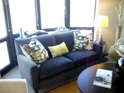 This apartment is afully furnished 550sqft studio model apartment at Eugenie Terrace on the Park in Chicago IL! This apartment is the perfect size. This amou...