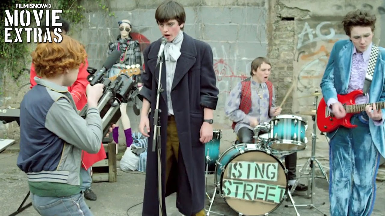 Sing Street 'Wish Fulfillment' Featurette (2016)