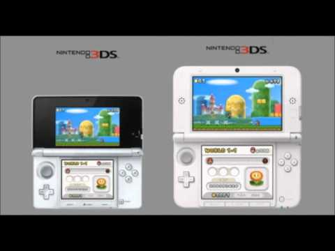 Nintendo 3DS XL - Release Date, Specifications, Screenshots
