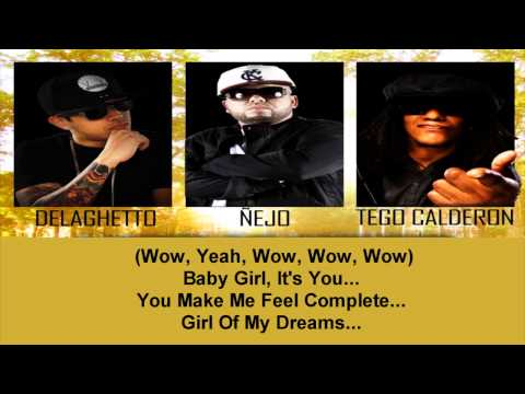 De La Ghetto Ft Tego Calderon Y Ñejo - Tu Me Haces Sentir (Make Me Better)