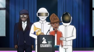"DAFT THOUGHTS - Ep.10 ""The Grammy Awards"" FINALE"