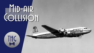 1957 Pacoima California Mid-Air Collision