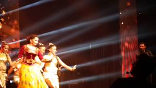 Fusion 2015-Madhuri and Prabhu Deva dance off