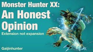 Monster Hunter XX: An Honest Opinion