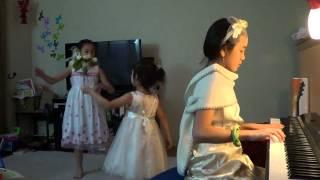 Wedding March Canon J Pachelbel Beautiful In White Shane Filan