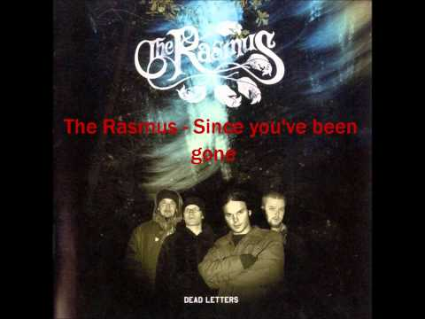 Rasmus - Since You
