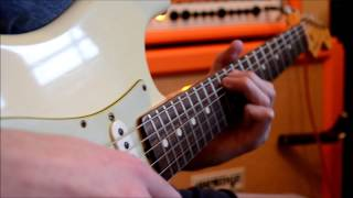 Hey Joe - Jimi Hendrix - Cover - Callum Williams