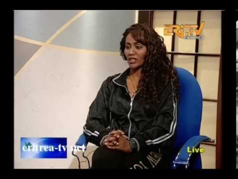 Eritrean Norit Interview with Female Football Player Shewit Habteselaisse