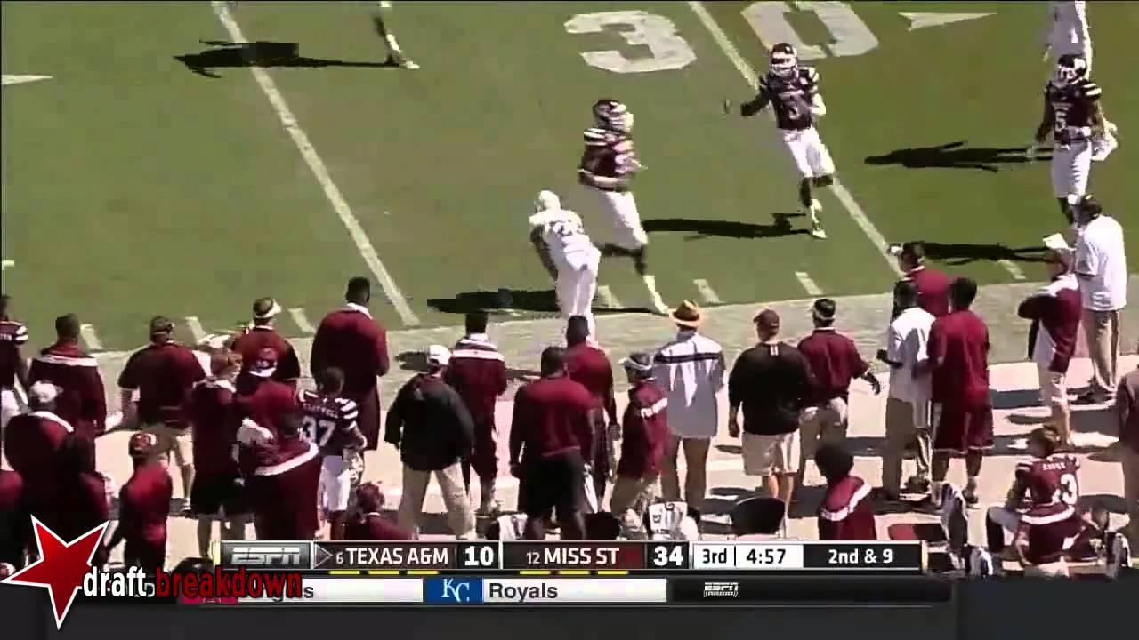 Cedric Ogbuehi vs Mississippi St. (2014)