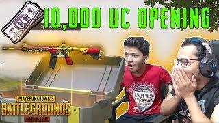 PUBG MOBILE   10,000 UC CRATE OPENING   Kronten Gaming