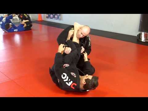 Jiu Jitsu Techniques - Attacks from Spider Guard Image 1