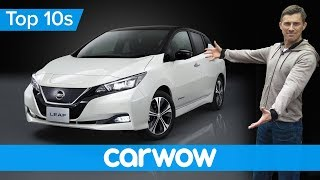 New Nissan Leaf 2018 - is this the end of fossil fuels? | Top10s