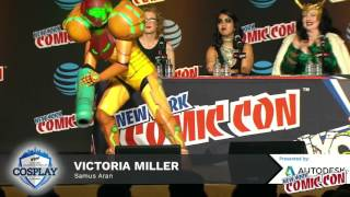 NYCC Eastern Championships of Cosplay 2016