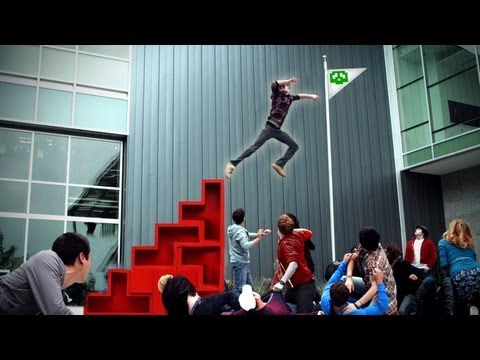 Video Game High School (VGHS) - Trailer