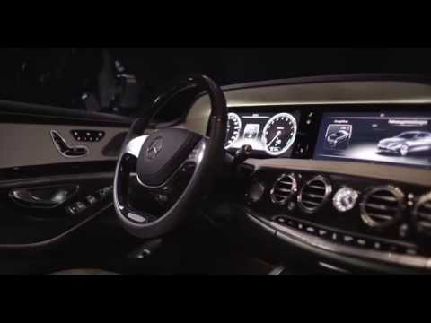 WOW! INTERIOR of the All-New  S-Class by Mercedes-Benz (W222)