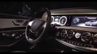 WOW! INTERIOR of the All-New ✇ S-Class by Mercedes-Benz (W222)