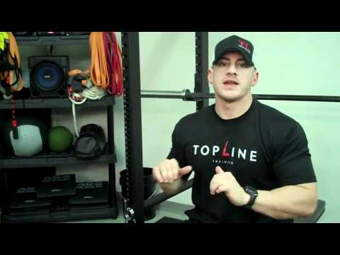8 Steps to a Bigger Bench Press @ Top Line Training Gym, BIG CHEST in milwaukee Image 1