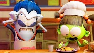 Funny Animated Cartoon | Spookiz | Cookie Crumble | Cartoon For Children