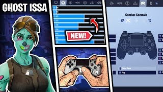 *NEW* Ghost Issa Fortnite Settings and Controller Binds (UPDATED 2019)