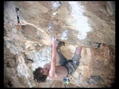 Adam Ondra - Los Revolucionarios 9a - Hardest route in Greece - Kalymnos