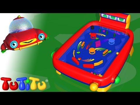 TuTiTu Toys | Pinball Machine