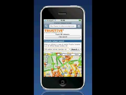 See how to connect to Trustive using any WiFi enabled device that has a web browser (e.g. Safari, Internet Explorer, Mozilla Firefox etc). In this example se...