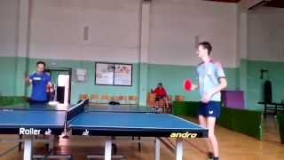 Table Tennis-SMASH Training [HD]