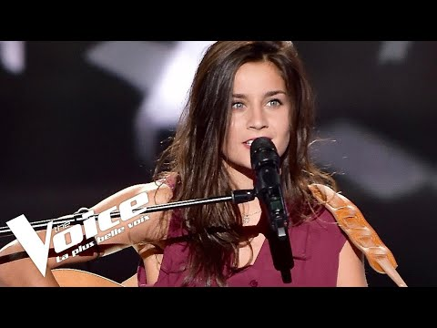 The Cranberries (Zombie) |Kelly | The Voice France 2018 | Blind Audition