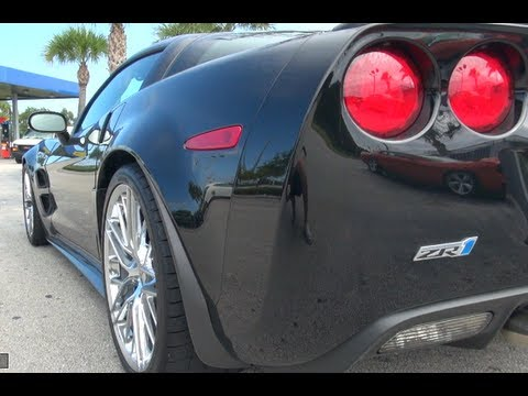 Corvette Zr1 Vs Camaro Zl1 Youtube