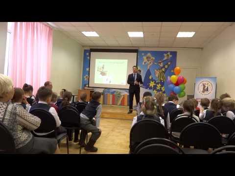 """Зачем детям финансовая грамотность? Отрывок из презентации сказки """"Лесная биржа""""."""