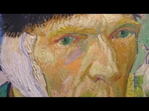 Vincent Van Gogh's Ear Reconstructed From DNA