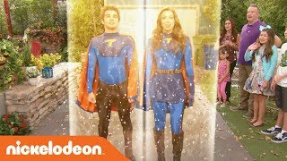 Jack Griffo & Kira Kosarin Share a SNEAK PEEK of the Last Thundermans Episode EVER 😭 | Nick