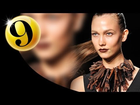 #9 Karlie Kloss - Spring 2012 First Face Countdown | Fashiontv - Ftv video