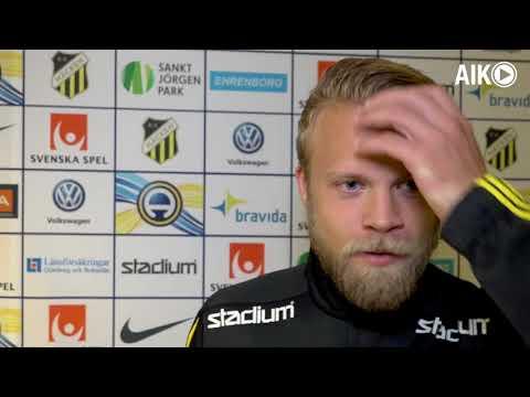 """Daniel Sundgren: """"Jag och Rasmus sa att vi skulle skjuta"""""""