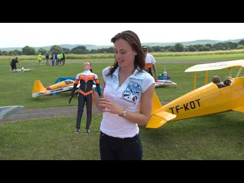 Woodspring Wings 3 July 2010 - RC Breitling Boeing...