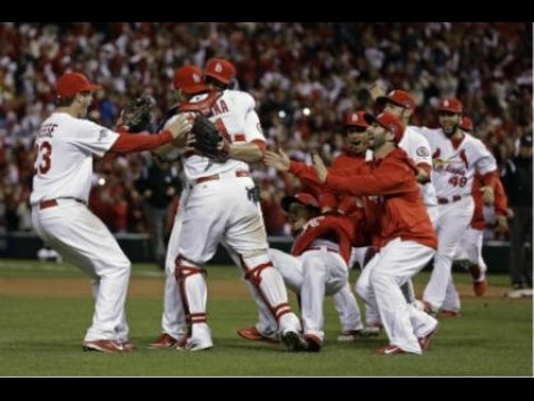 10/7/204 Cardinals Advance to NL Championship Series | Cardinals vs Dogers 2014 Highlights Review