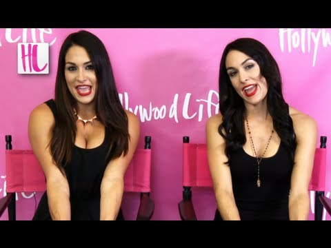 The Bella Twins Talk Wrestling Kim Kardashian &