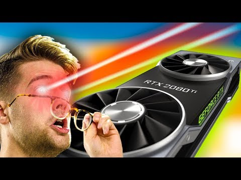 Geforce RTX: The FUTURE is Ray Tracing thumbnail