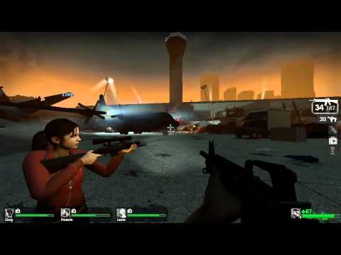 left 4 dead - dead air 5/5 (loquendo)