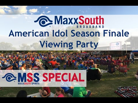 MSS Special: The MaxxSouth Broadband American Idol Season Finale Viewing Party